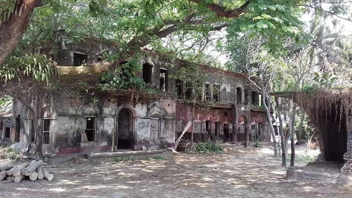 চাঁদড়া জমিদার বাড়ি,আলফাডাঙ্গা,ফরিদপুর।